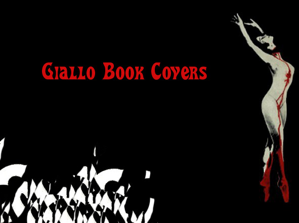 Giallo book covers