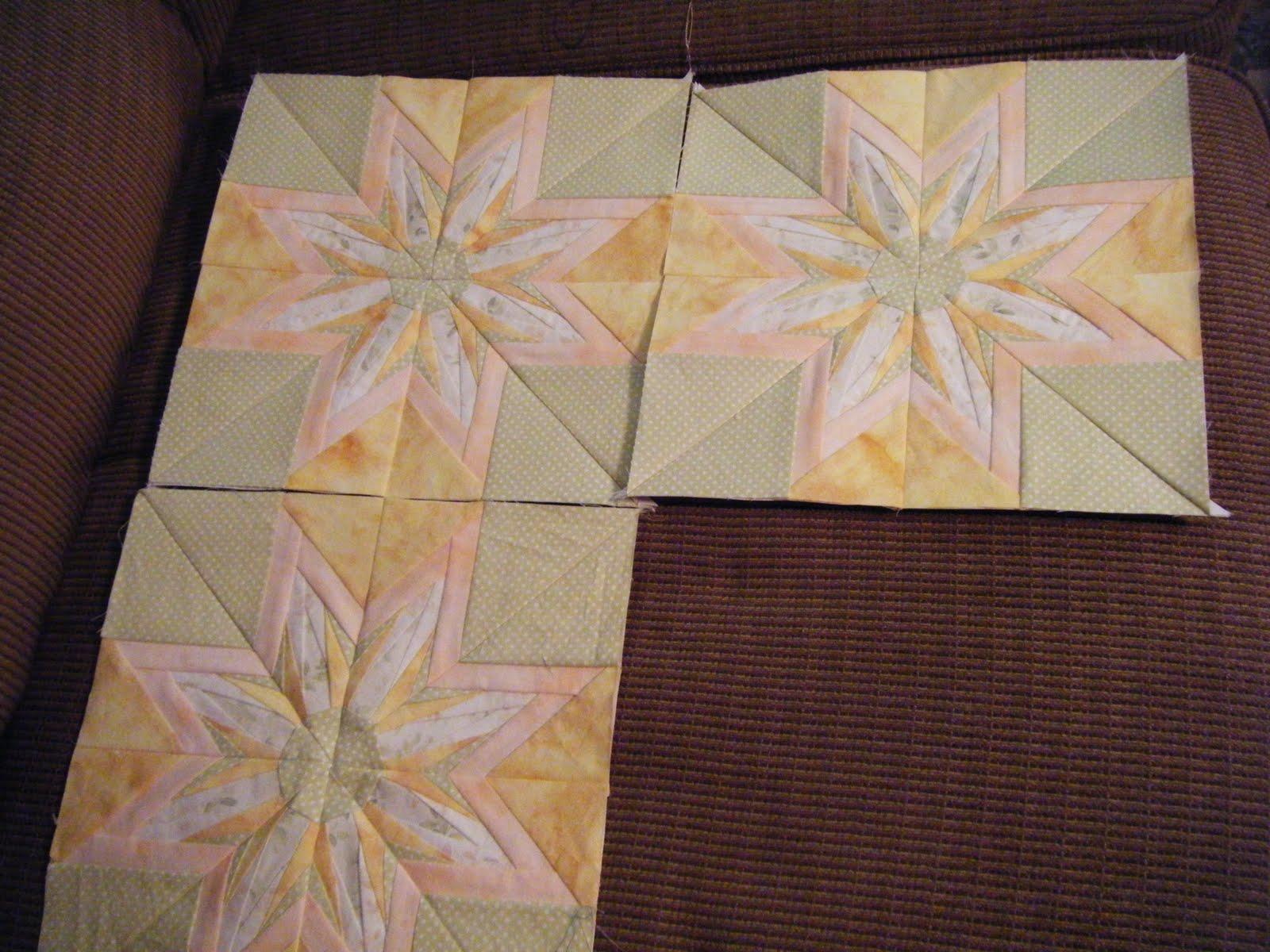 Little-Vlad-Models Paper Pieced Crazy Quilt Foundation Pattern