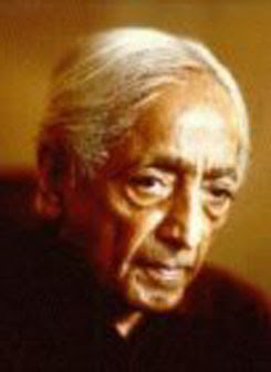 jiddu krishnamurthi the great philosopher mostly lived in france, quotes from his speeches and writing to enlighten us.