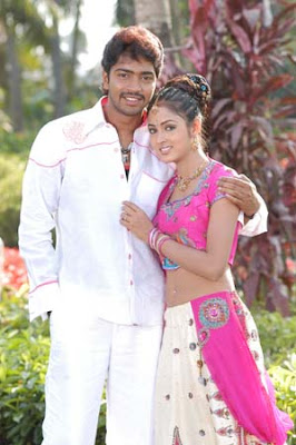 vidisha and naresh from attili sattibabu telugu movie