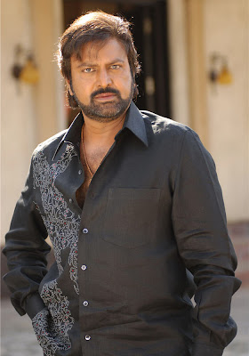 villian role mohan babu