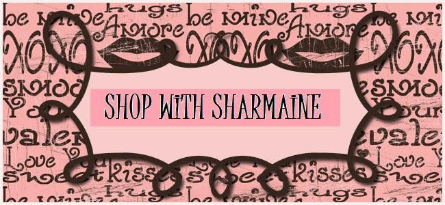SHOP WITH SHARMAINE