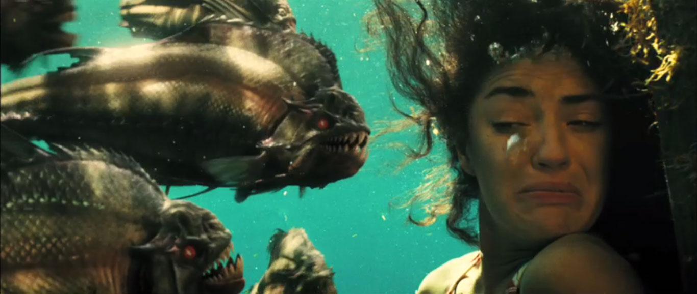 Piranha 3D Movie Review - Common Sense Media