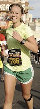 12/5/10 Las Vegas Rock n Roll Marathon 4:31:53