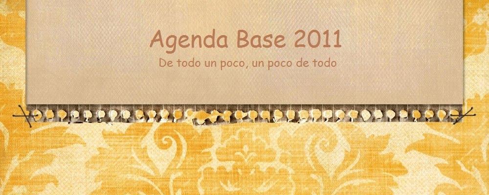 Agenda base 2011