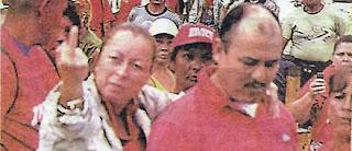 Directora de Educación de Miranda... Al enemigo ni agua según Chávez… pero lo peor está por venir: el post electoral