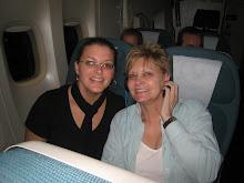 New Zealand 2009: Plane