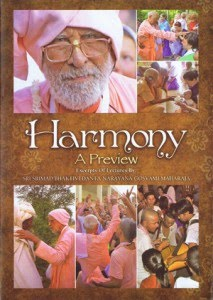 Harmony: a preview