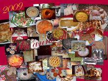 2009 Un anno di ricette