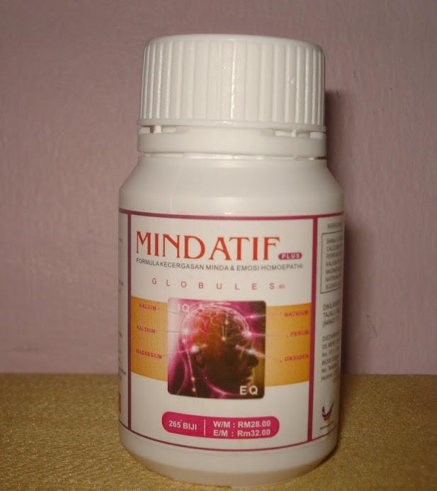 MINDATIF - VITAMIN MINDA