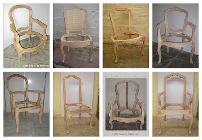 Grumsdelg interiores fabricamos sillones y sillas de estilo - Anticuarios en cordoba ...