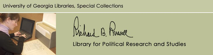 Richard B. Russell Library for Political Research and Studies