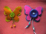 115.  dos mariposas