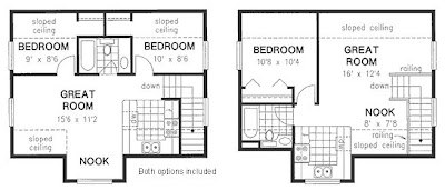 Apartment Floor Plans Above Garage