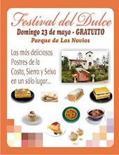 FESTIVAL DE DULCE