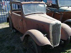 otra foto del seven convertible a la venta
