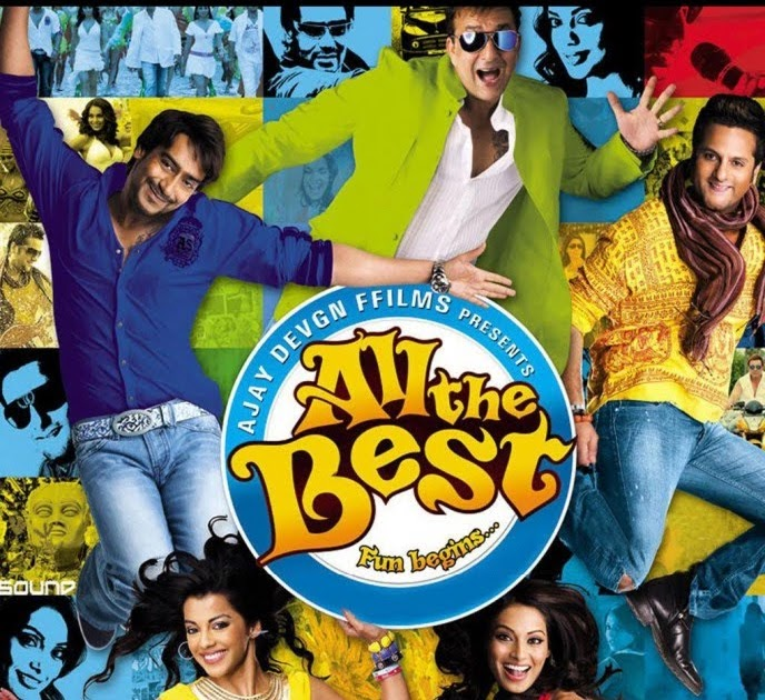 Free free free: All The Best (2009) Hindi Movie Watch Online