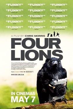 Bốn Con Sư Tử - Four Lions (2010) Poster