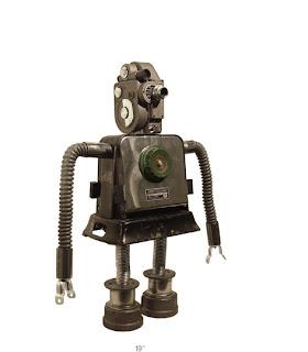 необычные роботы