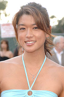 Grace park in her panties #1