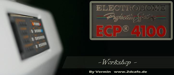 Electrohome ECP 4100