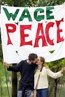 Wage peace.