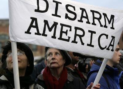 Disarm America.
