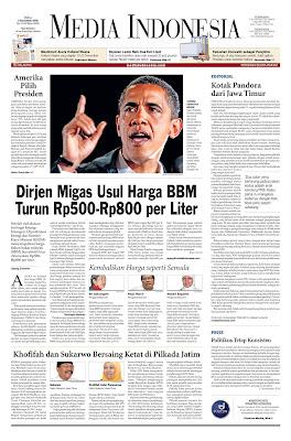 Media Indonesia, Jakarta, Indonesia.