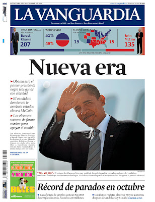 La Vanguardia, Barcelona, Spain.