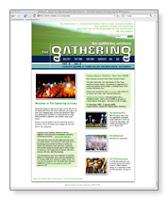 The Gathering archives website.