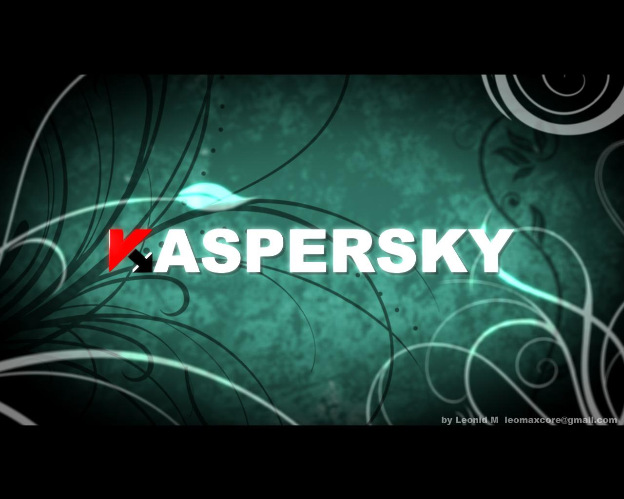 касперский логотип: