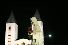 Strona parafii w Medziugorje