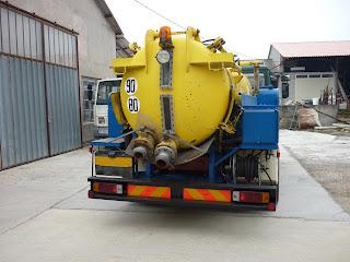 Camion Hydrocureur occasion - Paca Négoce