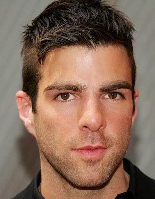 Zachary Quinto Gay Kiss