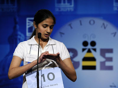 Kavya Shivashankar is National Spelling Bee 2009 Winner | Ready2Beat