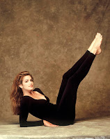 Cynthia Ann Doing Yoga Pictures