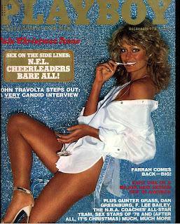 Farrah Fawcett Playboy Pictures