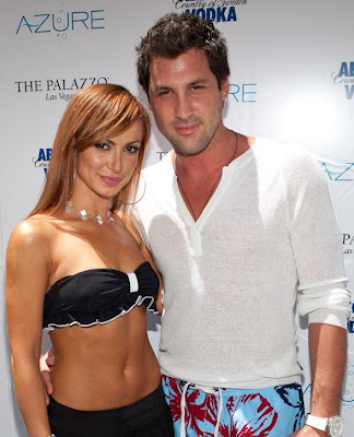 who is karina smirnoff engaged to. The couple got engaged just