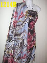 FS 1214B : Sold To Zuridah - Beli Kain + Tempahan Baju Kurung