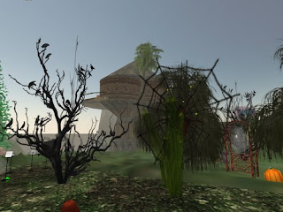 second life fresh news - witches and wizards village