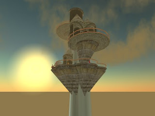 second life high tower