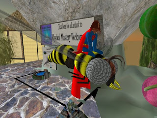 second life animals - Wasp
