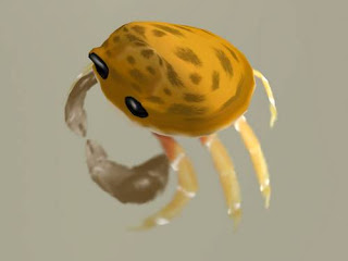 second life animals - crab
