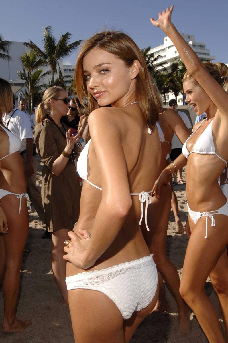 Top Bikini Models 2010