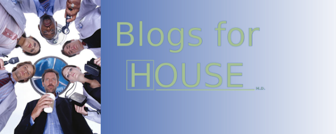 Blogs for House MD
