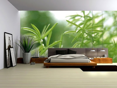 Wall Decoration on Bedroom Wall Decoration