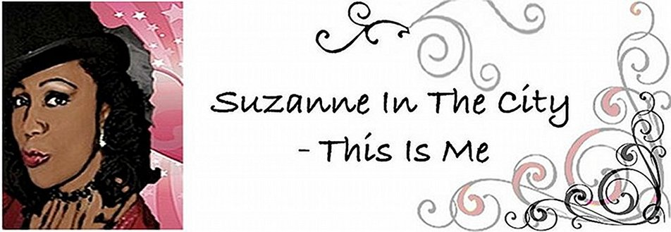 Suzanne In the City - This is me