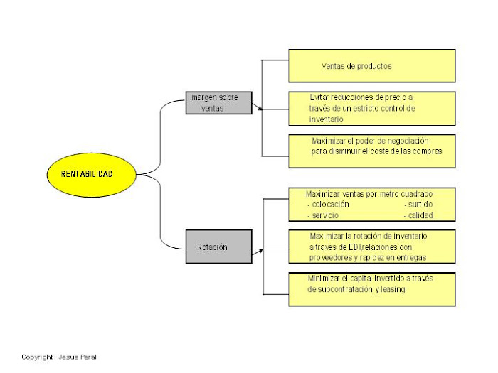 ESQUEMA 17. Ejemplo de factores clave de éxito ( Retail)