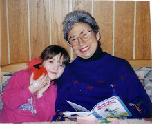 Lisa and Oma