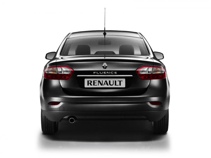 renault fluence sedan. Renault Fluence, new Sedan